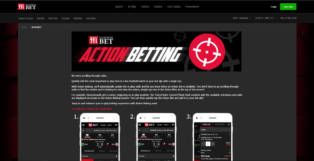 Action Bet