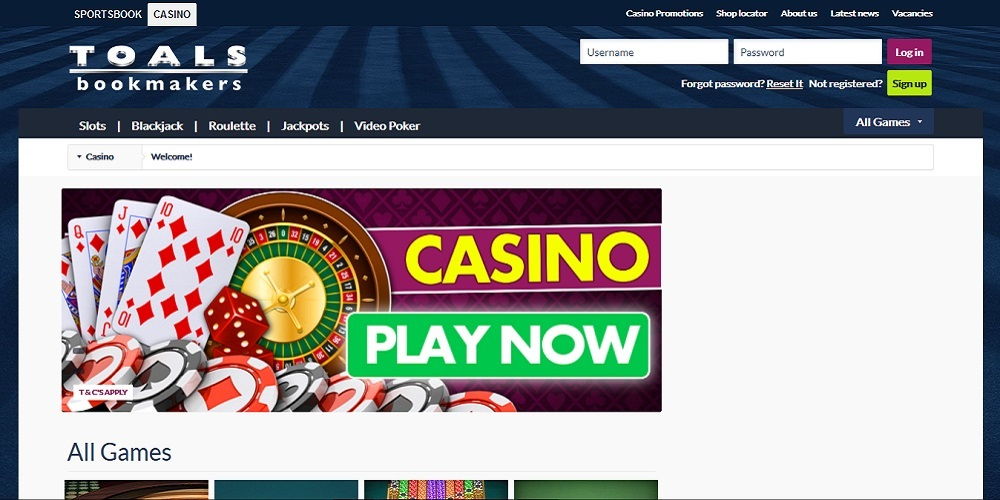 Toals Casino