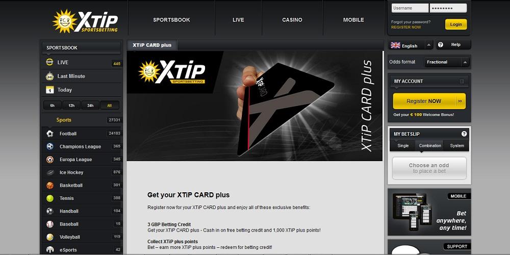 X-Tip Card