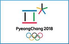 Pyeong Chang winter olympics 2018