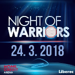 night of warriors 2018