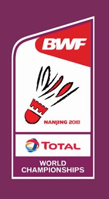 BWF 2018 Badminton World Championship in Nanjing