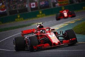Kimi Raikonnen, Ferrari